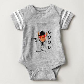 """""""Su buen"""" mono infantil Body Para Bebé"""