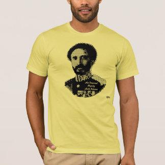 Su camisa imperial de Haile Selassie de la