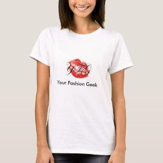 Su camiseta del friki de la moda