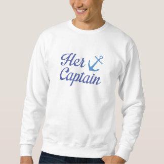 Su capitán sudadera