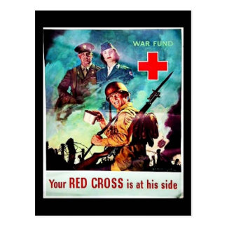 Su Cruz Roja Postal