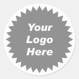 Su del logotipo plantilla de la etiqueta del