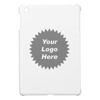 Su del negocio del logotipo promo aquí iPad mini cobertura