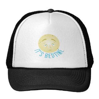 Su hora de acostarse gorras de camionero