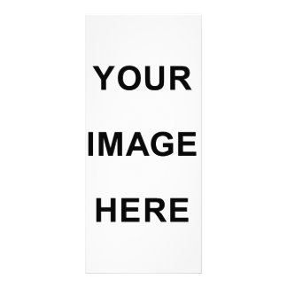 Su imagen aquí tarjeta publicitaria personalizada