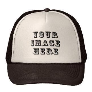 Su imagen de las vacaciones encendido gorras