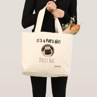 Su la vida de un barro amasado, bolso de perrito