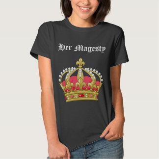 Su Magesty Camisetas