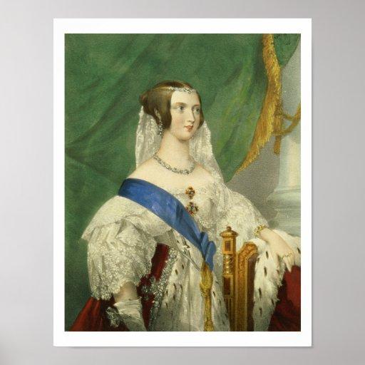 Su majestad más graciosa, reina Victoria (1819-19 Posters
