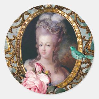 Su majestad, reina Marie Antonieta, sellos