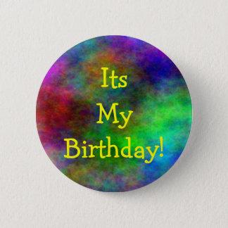 Su mi botón del cumpleaños