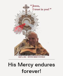 Su misericordia aguanta para siempre camiseta