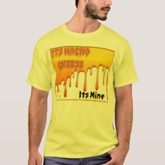 Su queso del Nacho Camiseta