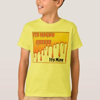 Su queso del Nacho Camisetas