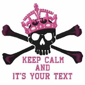 Su texto guarda el pecho tranquilo del cráneo de chaquetas bordadas