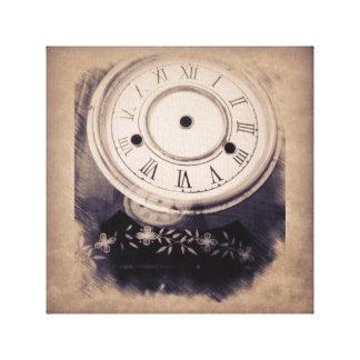 """""""Su tiempo es pronto"""" Album Art Impresion En Lona"""