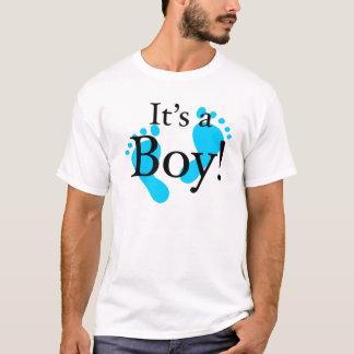 Su un muchacho - bebé, recién nacido, celebración camiseta