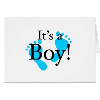 Su un muchacho - bebé, recién nacido, celebración felicitacion
