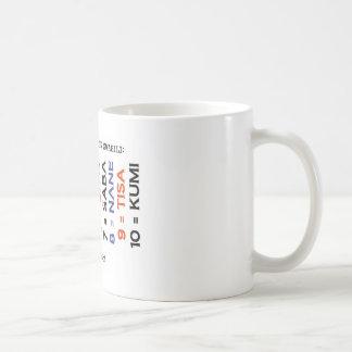 suajili taza de café
