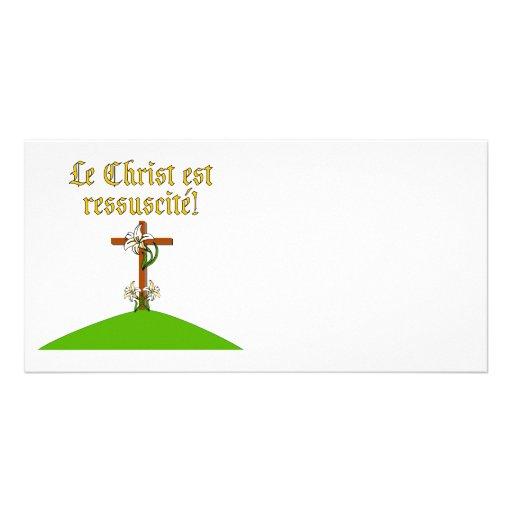 Suben a Cristo Tarjeta Personal