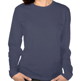 ¡SUBIDA! camiseta larga oscura de la manga
