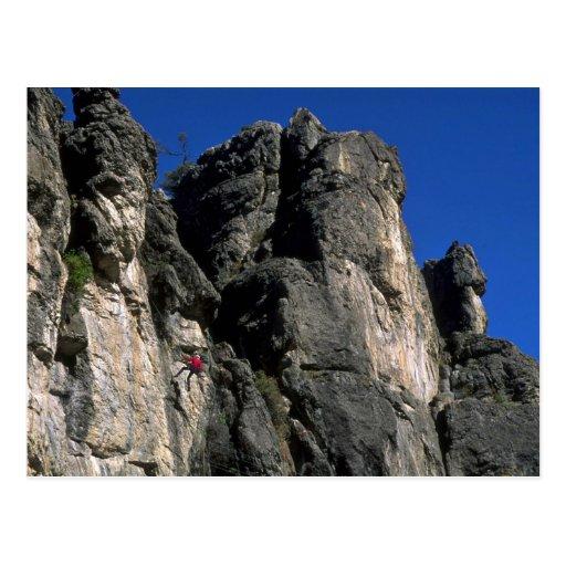 Subir la vertical formaci n de roca de utah postal zazzle for Formacion de la roca