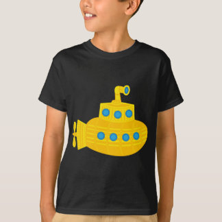 Submarino amarillo camiseta