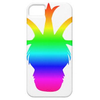 Subordinado del arco iris funda para iPhone SE/5/5s