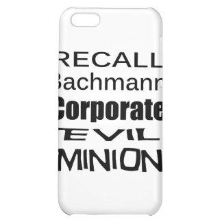 Subordinado malvado corporativo de Micaela Bachman