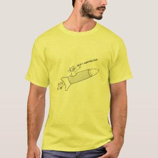 suceso del golpe camiseta