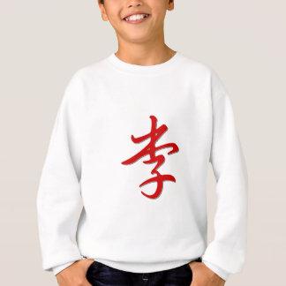 Sudadera 李 del apellido
