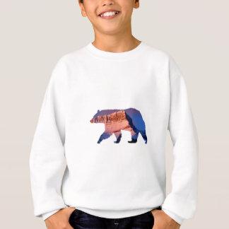 Sudadera A.C. foto del oso en Banff