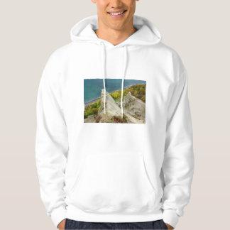 Sudadera Acantilados de tiza en la isla Ruegen