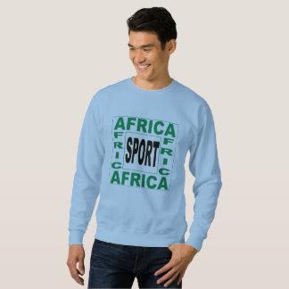 SUDADERA   AFRICA DEPORTE