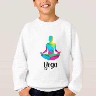 Sudadera Ajuste y aptitud de la yoga