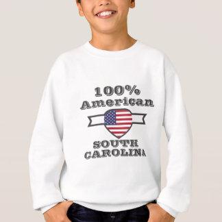 Sudadera Americano del 100%, Carolina del Sur