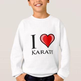 Sudadera Amo karate
