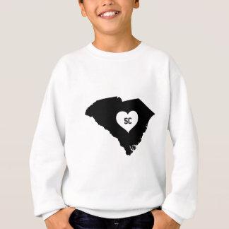 Sudadera Amor de Carolina del Sur