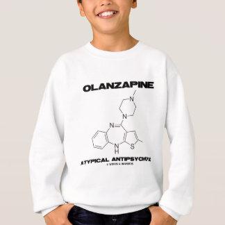 Sudadera Antipsicótico anormal de Olanzapine (molécula)