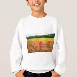Sudadera Árboles del otoño en los grandes prados