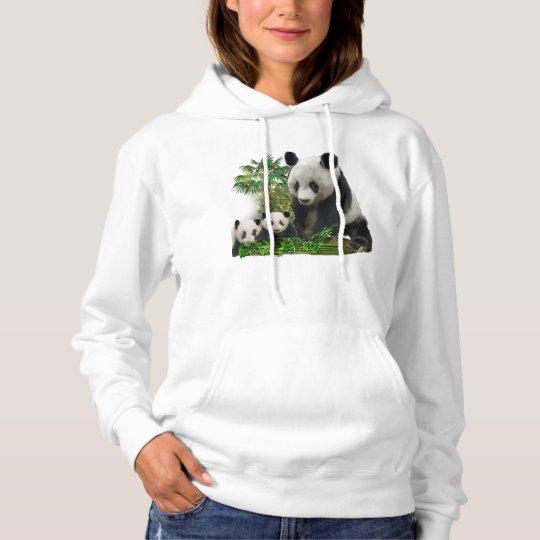 Sudadera Arte del amor de la panda
