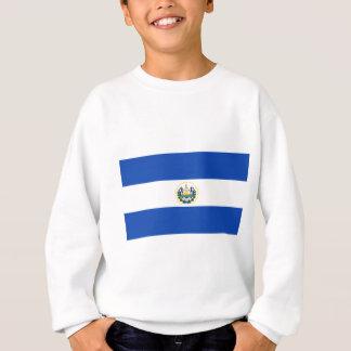 Sudadera ¡Bajo costo! Bandera de El Salvador