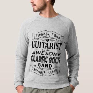 Sudadera Banda de rock clásica impresionante del