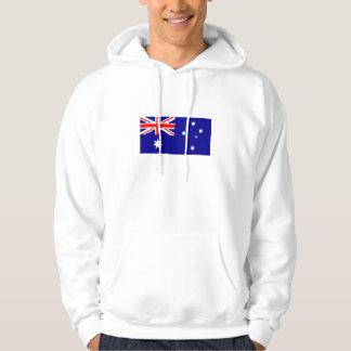 Sudadera Bandera australiana patriótica