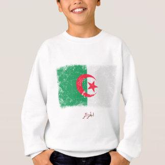 Sudadera Bandera de Argelia del Grunge