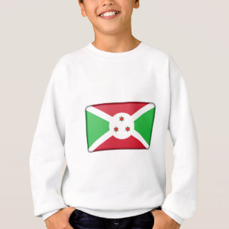 Sudadera Bandera de Burundi