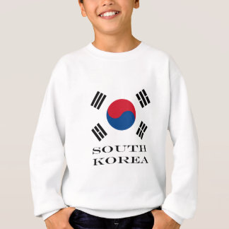 Sudadera Bandera de la Corea del Sur