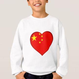 Sudadera Bandera de la república popular China