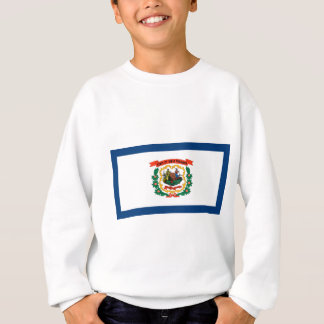 Sudadera Bandera de Virginia Occidental