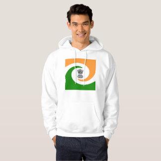 Sudadera Bandera espiral india